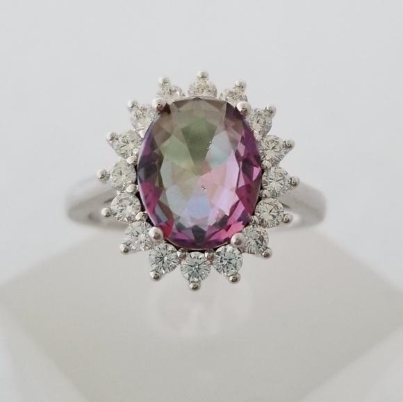 That Mystic Topaz Ring